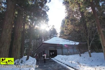 [岩手]佛教淨土的實現-世界遺產平泉「中尊寺金色堂」
