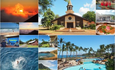 2016夏威夷大島歐胡島跳島自駕美食之旅