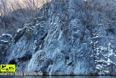 [岩手]平泉浪漫路。乘船欣賞石灰岩地形名勝-「猊鼻溪遊船」