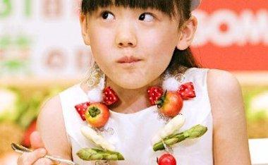 [新聞]日本天才女童星蘆田愛菜代言「可果美131愛菜日」