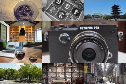OLYMPUS PEN-F開箱與試拍 #超越真實與幻想之間的經典相機