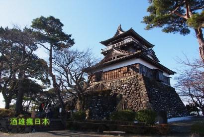 [福井景點]丸岡城-現存天守中最古老様式的『霞之城』