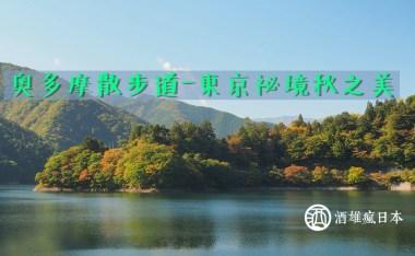 秋天奥多摩散步道與絕美的奧多摩湖-東京秘境探訪