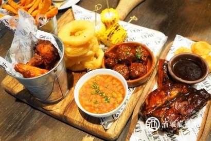 杜拜機場美食介紹-Jack's Bar and Grill威士忌酒吧與火烤料理