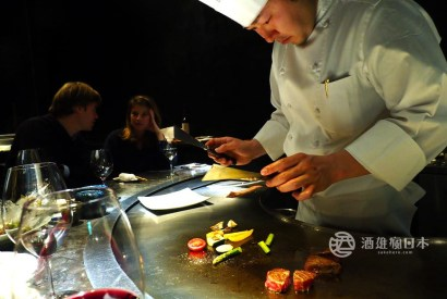 [東京六本木]atelier森本XEX餐廳-和食鐵人森本正治創意鐵板燒餐廳(文末讀者優惠)