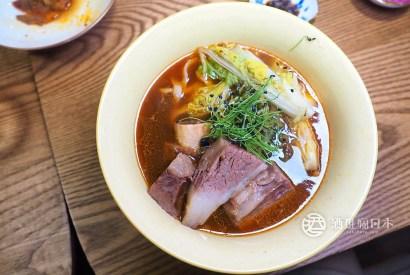gubami牛肉麵-台中法式料理樂沐牛肉麵店 與隱藏在二樓的神祕Goût Bar 好吧