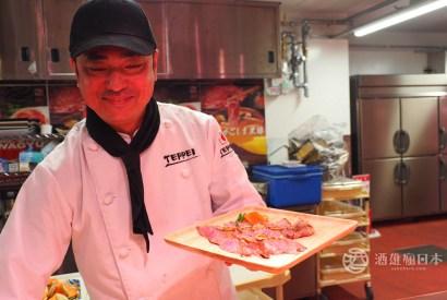 [沖繩那霸]琉球王國市場日本主題美食街-日本和牛牛排、稀有清酒與鮮奶油甜點