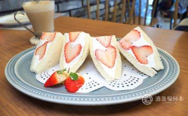 LA CUNCINA水果三明治-沖繩那霸農連市場名物 飯糰以外的好選擇