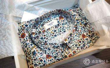 第一次網購LIBERTY LONTON襯衫寄台灣開箱
