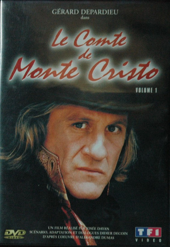 Le Comte De Monte Cristo Streaming Depardieu : comte, monte, cristo, streaming, depardieu, Comte, Monte, Cristo