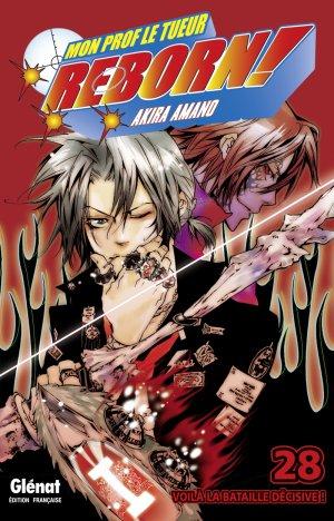 Reborn! 28 Simple (Glénat Manga)