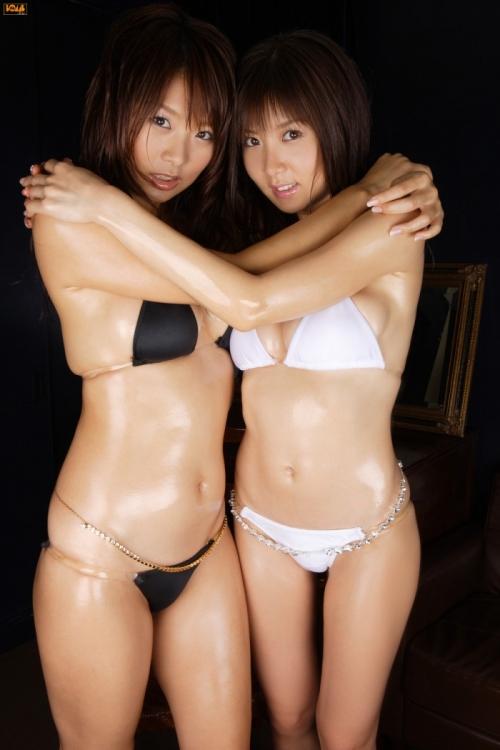 【三次】レズエロな感じの女の子たちのエロ画像・5枚目