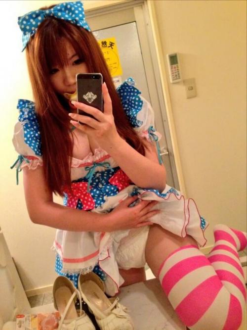 【三次】可愛い女の子コスプレイヤーの微エロ画像part7・11枚目