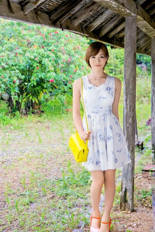 【三次】夏だ!セックスだ!鈴村あいりちゃんが南国沖縄で弾けちゃってレズあり大乱交あり犯されるようにハメられて発情しまくりもアリなエロ画像・2枚目
