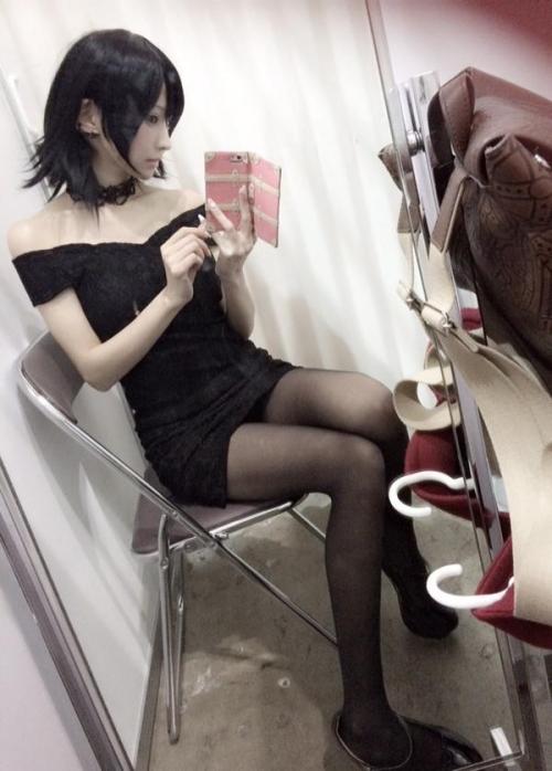 【三次】可愛くて巨乳で処女!まさに天使!ニコ生主&コスプレイヤーみゃこ(立石都美)ちゃんのセクシー画像・33枚目