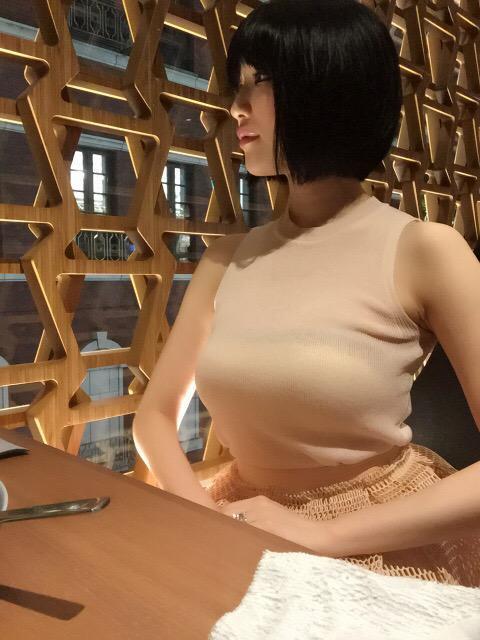 【三次】女の子の着衣おっぱいエロ画像part2・24枚目