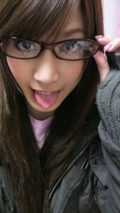 【三次】女の子の舌出し画像・26枚目