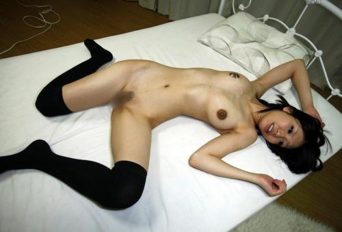 【三次】ニーソ可愛い女の子のエロ画像・30枚目