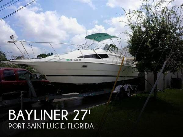 Bayliner Ciera Sunbridge Boats For Sale