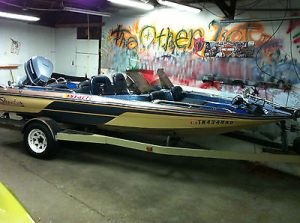 Skeeter 17 Bass Boat Boats for sale