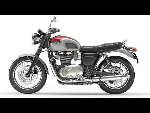 Triumph Bonneville T120 motorcycles for sale in St Charles