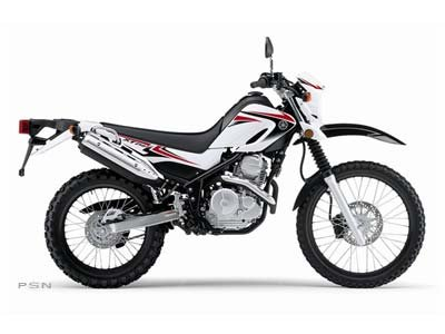 2010 Yamaha Dual Sport Motorcycles for sale