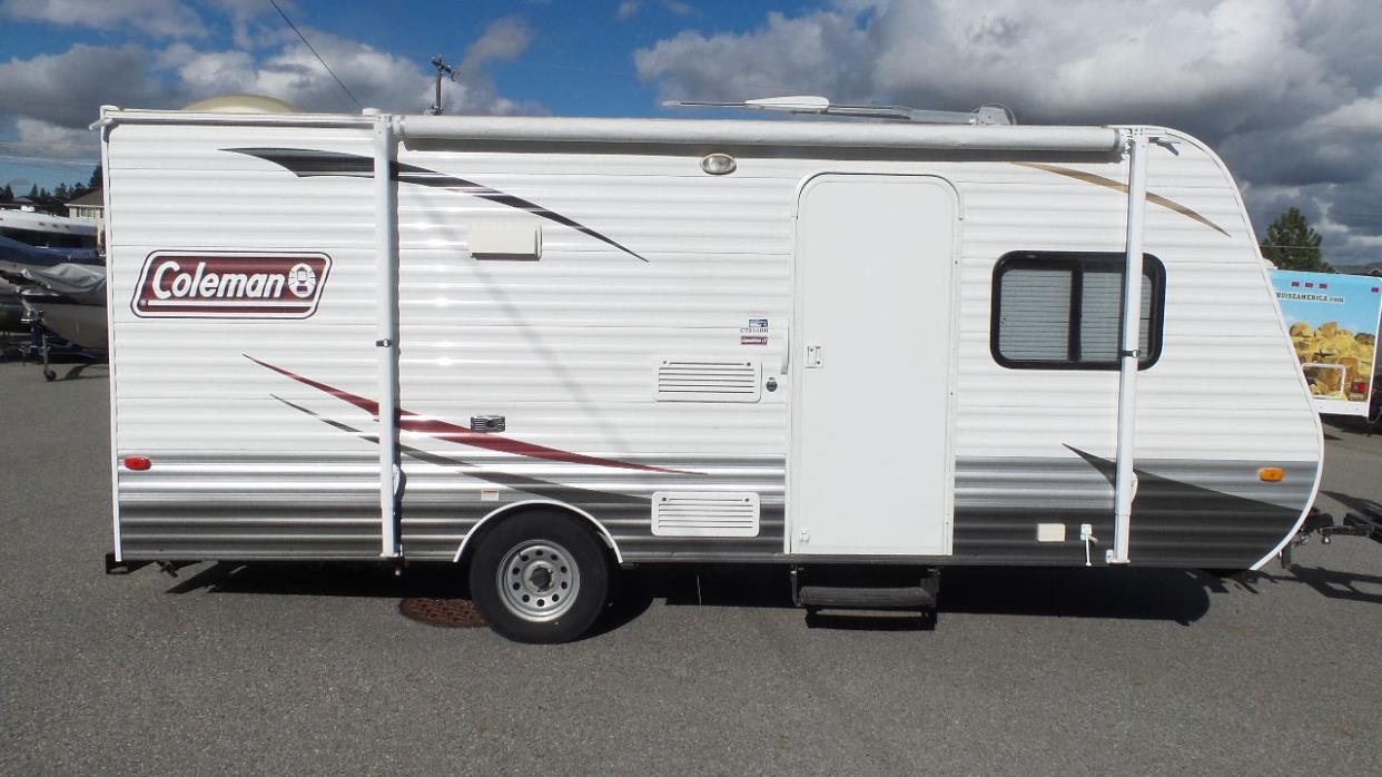 2013 Coleman Travel Trailer RVs for sale