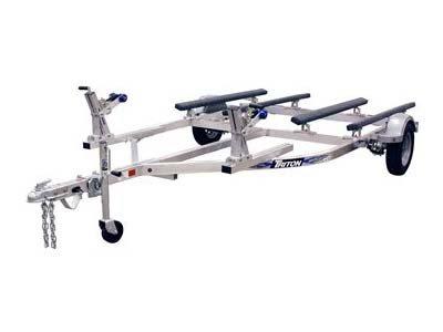 Triton Pwc Trailer Aluminum RVs for sale