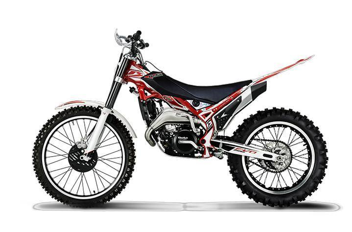 Beta Evo 200 motorcycles for sale