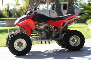 2005 Honda Trx450r Vehicles For Sale