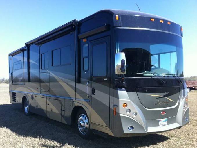 Winnebago Journey 34y RVs for sale