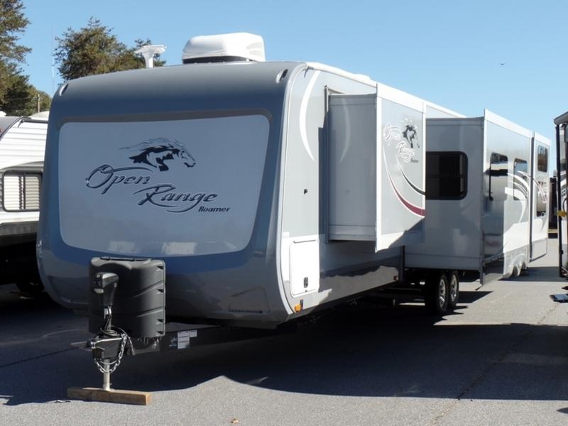 Open Range Rv Roamer Travel Trailer Rt310bhs RVs for sale