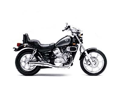 2001 Kawasaki Vulcan 750 Motorcycles for sale