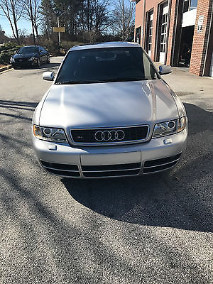 2001 Audi S4 Cars for sale
