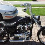 Gangster Sportster Motorcycles For Sale