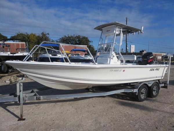 Sea Pro Sv2100 Boats for sale