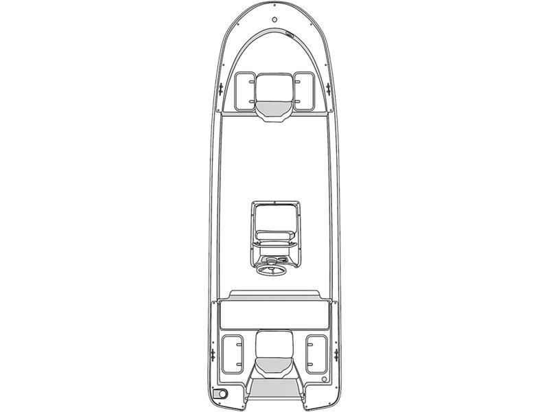 Carolina Skiff Jv 17 Cc Boats for sale