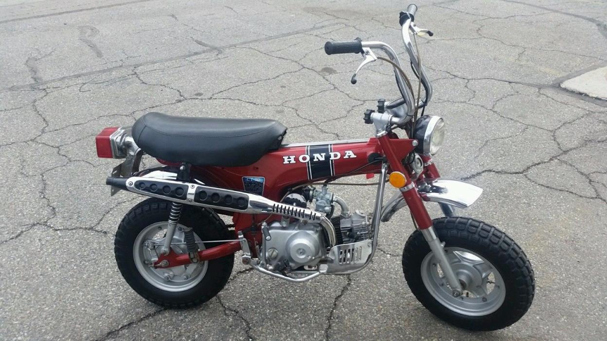 Mini Pocket Bike Honda