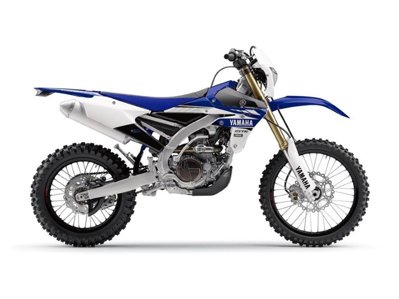 Yamaha Wr450f motorcycles for sale in Michigan