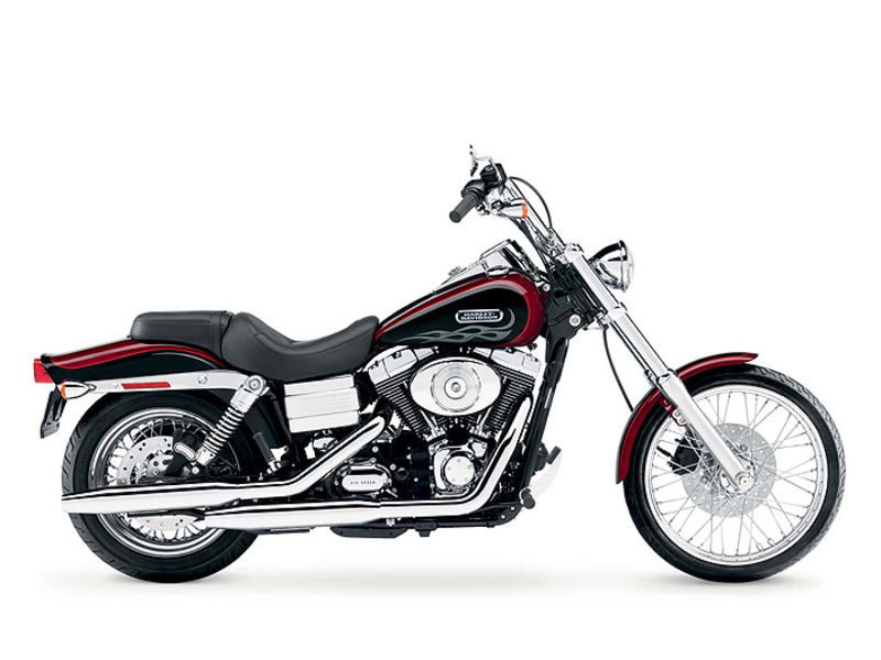 Harley Davidson Dyna Wide Glide motorcycles for sale in Iowa