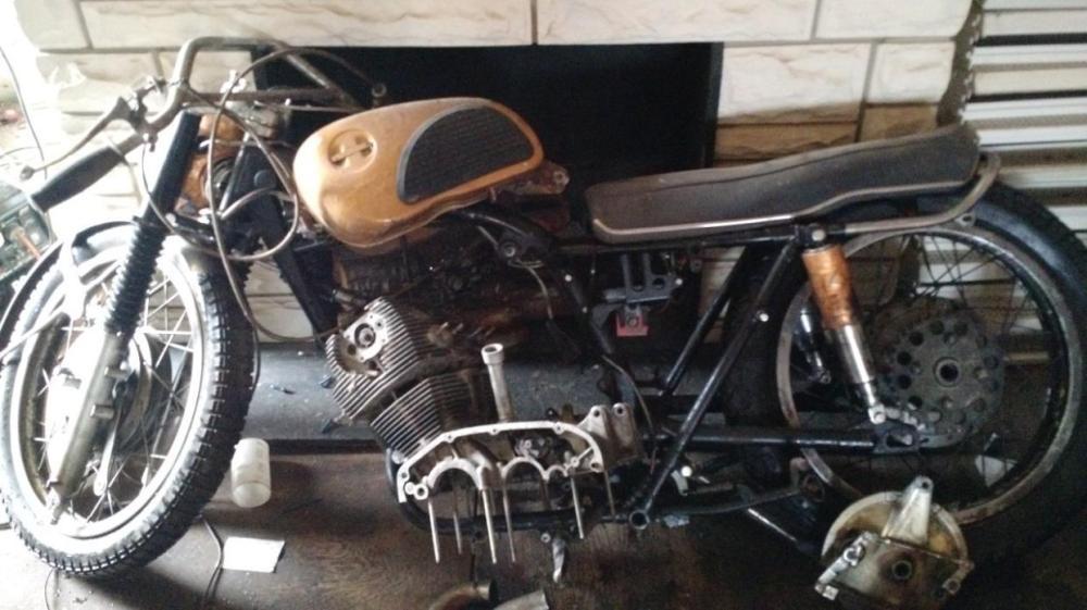 medium resolution of 1966 honda scrambler