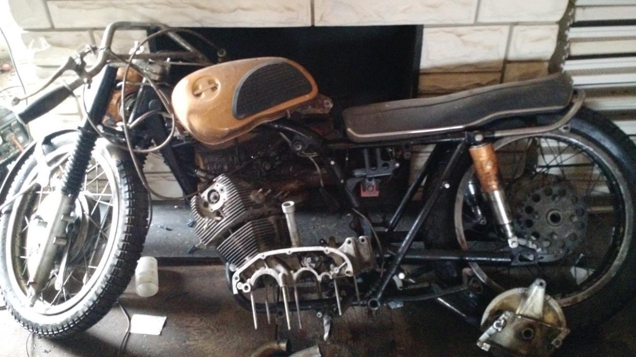 hight resolution of 1966 honda scrambler
