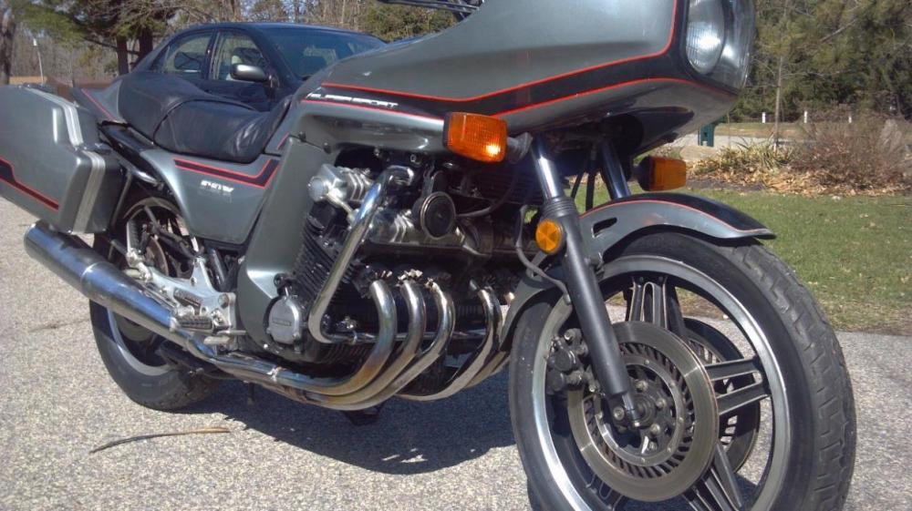 medium resolution of 1981 honda cbx 1100