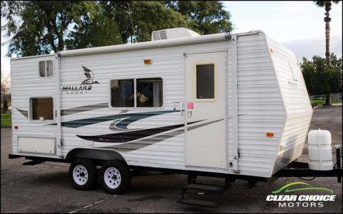 small resolution of 2007 fleetwood mallard sport 18ck