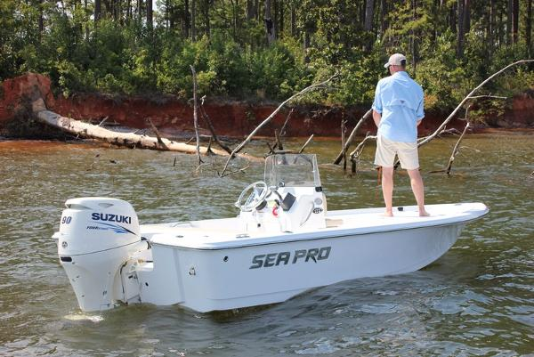 Sea Pro 172 Bay Series Boats for sale