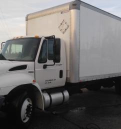 2011 international 4300 box truck straight truck [ 1222 x 687 Pixel ]
