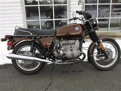 bmw r75 6 motorcycles
