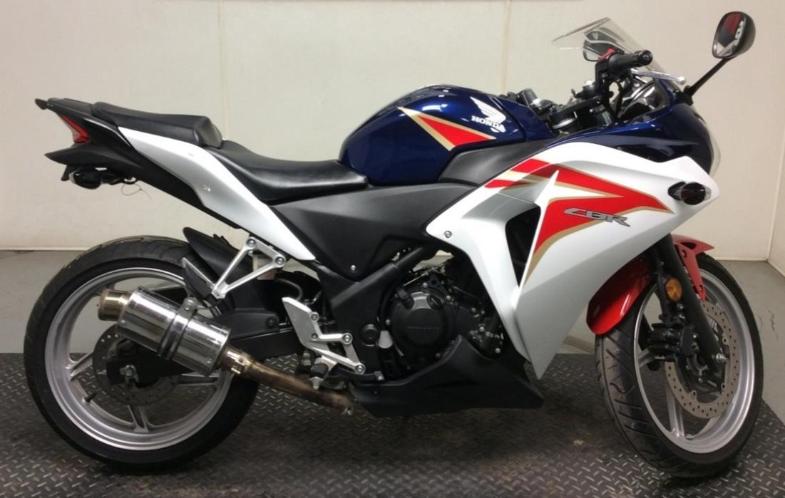 Honda Cbr 250r Motorcycles For Sale In Ohio