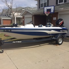 Boat Trailer Single Or Dual Axle R33 Rb25det Wiring Diagram Nitro 640 Boats For Sale
