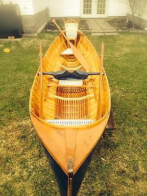 Used Adirondack Guide Boat For Sale